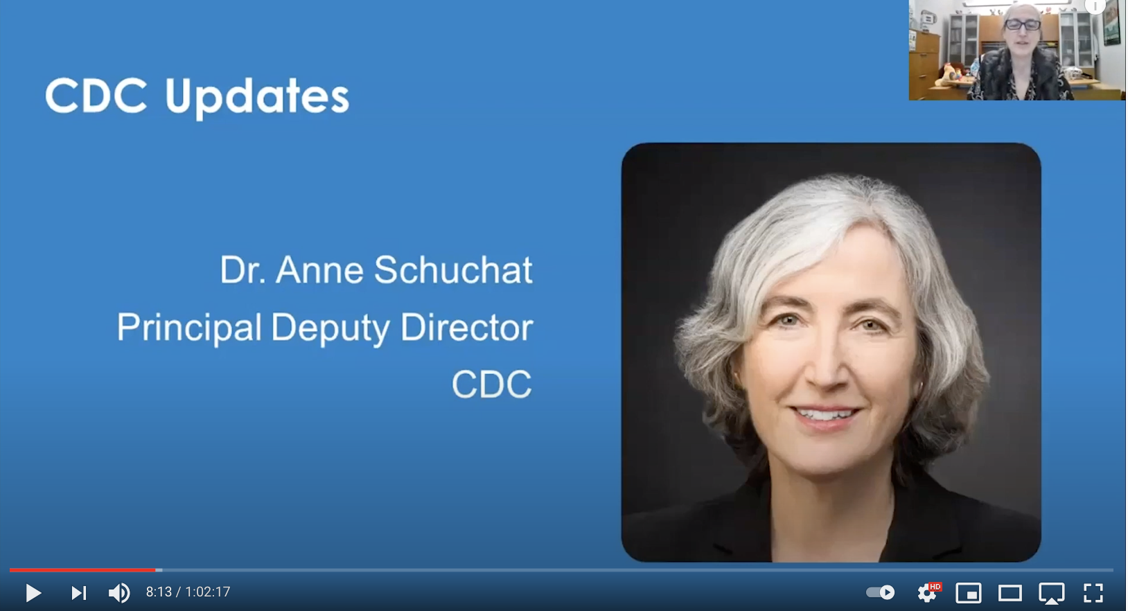 Webinar: Updates from CDC and the Ad Council, 2-24-2021