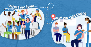 Shareable Graphics: What We Love and How We Get There